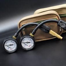 Высокоточный автомобильный манометр с дефлятором Berkut  ADG-031
