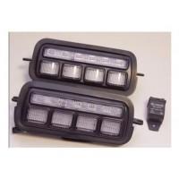 Подфарники светодиодные НИВА 2121 , 21213 , 21214 ( комплект 2шт.)