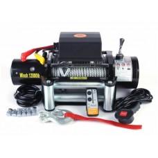 Лебедка Electric Winch 12000 LBS 12v со стальным тросом