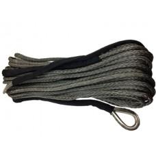 Трос для лебедки синтетический 28м х 10мм